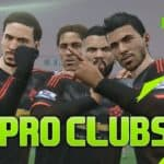 New features for Pro Clubs in FIFA 17?