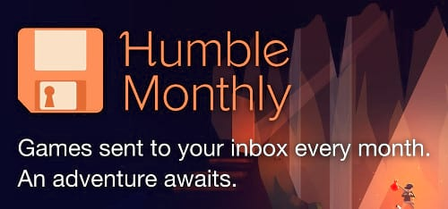Humble Bundle Monthly