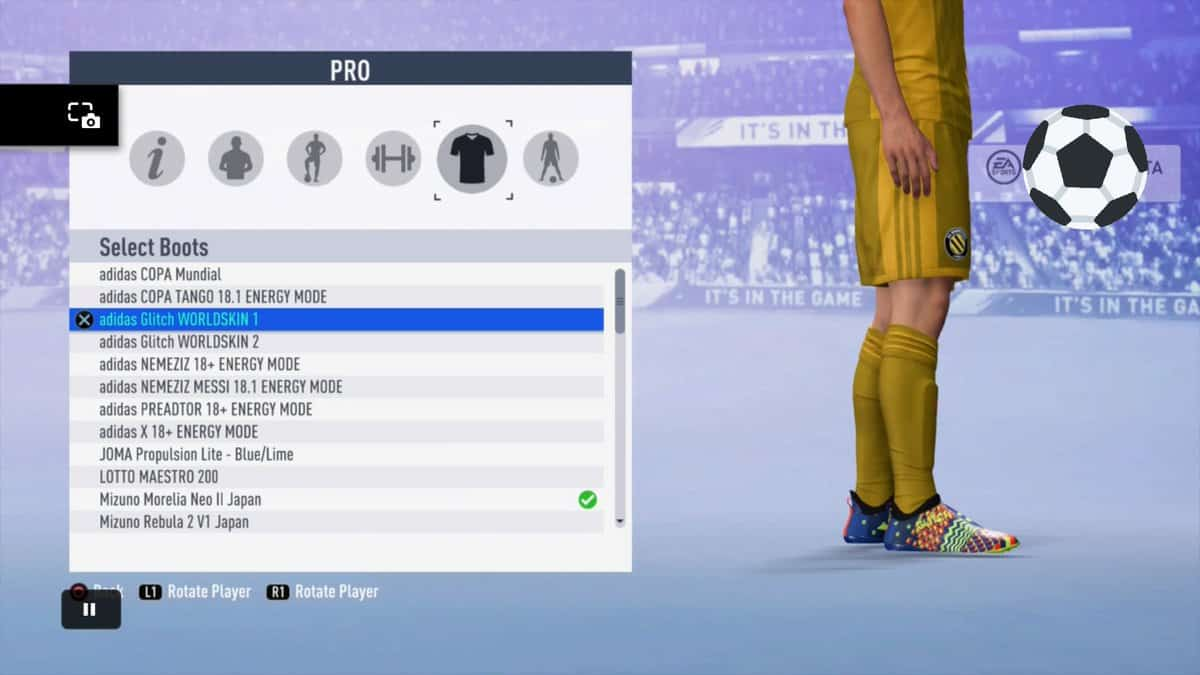 FIFA 19 Pro Clubs new features? | PRO11 - FIFA Pro Clubs PC